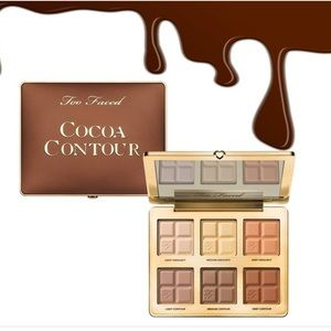 TOO FACED COCOA CONTOUR HIGHLIGHTING PALETTE